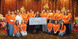 Cypress Bayou Casino Hotel Employees Present $4,301 Donation To Greater Baton Rouge Food Bank