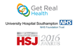 """University Hospital Southampton NHS Foundation Trust Recognized for Get Real Health-Developed """"My Medical Record"""" Platform"""