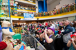 Countdown to Noon by Ringing in the New Year at A Family Friendly Hour at The Children's Museum of Indianapolis