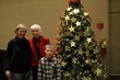 "Three generations come together at HOW's ""Tree of Life"" reception on December 7 at The Hilton Westchester. L-R: Tania Vernon, her mother Helga Vernon and son Brian Sciurba"
