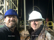 CEG Holdings - Steve Owen, CEO of CEG Holdings(Left), and Rob Lauber, SVP of CEG Holdings(Right) - South Hammon Project Matagorda County, TX