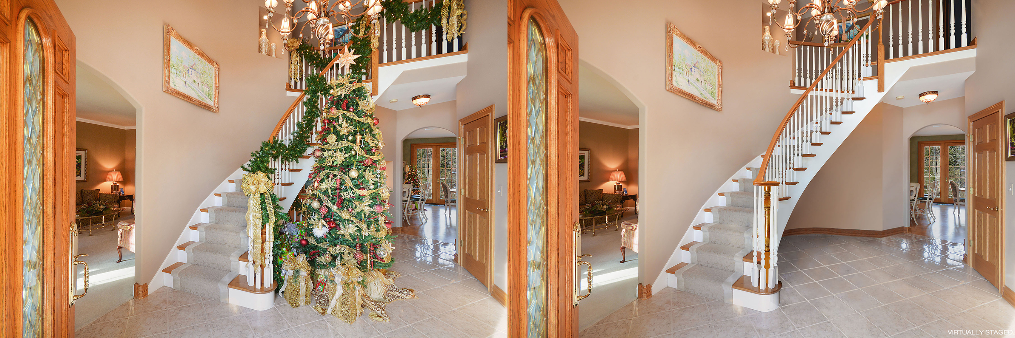 Vht studios unveils new virtual staging tips for real for After christmas christmas decoration sales