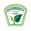 2016 Sustainability Awards logo