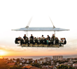 Top Chefs Helm Dinner in the Sky Experience at Casa Velas in Puerto Vallarta, Feb 2017