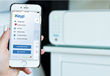 The iKeyp connects to the Internet and provides real-time security alerts including motion and tampering detection as well as intelligent medication adherence reminders.