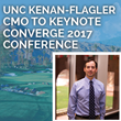 UNC Kenan-Flagler CMO to Keynote Converge 2017 Conference