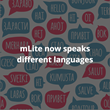 mLite Goes Global and Gets a Multilingual Interface
