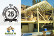 Rafter 4K Contracting Ltd. Celebrates 25 Year Anniversary