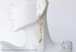 Kristen Gutoskie Wears Alyce n Maille's Forever Gold Tassel Earrings on The Vampire Diaries Mid-Season Finale