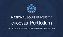 Portfolium partners with National Louis University
