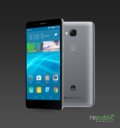WiFi Calling innovator Republic Wireless adds the feature packed Huawei Ascend 5W to its rapidly growing lineup of the latest Android smartphones.