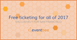 Eventbee Free Ticketing for San Francisco!