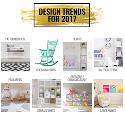 2017 Nursery Design Predictions