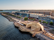 Sauna Reinvented: Helsinki's hip, high-design public sauna complex, Löyly, shows the intensely new social directions in sauna-going (Source: Avanto Architects by kuvio.com)