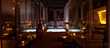Art & Creativity Trend: At Aire Ancient Baths (NYC) you can float in the magical underground thermal pools serenaded by live flamenco guitar. Source: Aire Ancient Baths