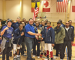 Andrews Federal Sponsors International Basketball Tournament