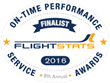 "FlightStats Announces 8th Annual ""Best of the Best"" Awards Finalists"