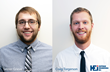 Huffman Engineering Hires Control Systems Engineer Craig Torgerson and Mechanical Engineer Tanner Grieve