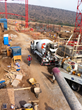 Securing the foundations: PENETRON Chile was called in at the start of construction to address the high groundwater and freeze-thaw cycle issues with a proven crystalline waterproofing solution.