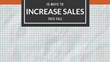 10 Ways to Boost Your Fall Sales Numbers: Shweiki Media Printing Company Presents a New Webinar With Expert-Approved Sales Strategies