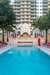 The magnificent Acqualina Resort