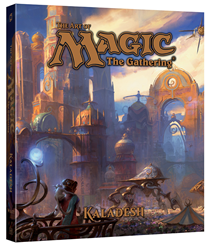 THE ART OF MAGIC: THE GATHERING - KALADESH debuts January 3rd!