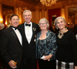 Mr. Joseph Gatti, Ballo Vice-Chair and Grand Patron Mr. Mark Pigott, KBE, Mrs. Pamela Gatti and Mrs. Cindy Pigott