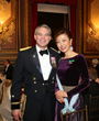 Major General Bert Mizusawa and Mrs. Yurie Hatanaka