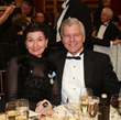 Ballo Sponsor Elena Sivoldaeva of Monaco with The Hon. Robert F. McDonnell
