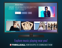 Thrillcall Apple TV