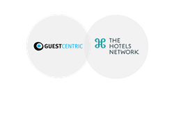 GuestCentric partners with the Hotels Network