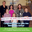 Lake Avenue Elementary Latest Recipient of Imagination Playground Vote for Play Award