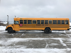 Waterford School District introduced 10 new school buses fueled by propane autogas into its fleet. Each bus is fitted with propane fuel systems manufactured by ROUSH CleanTech.