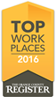 Kapco Global Has Been Named a 2016 Top Workplace By OC Register