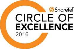 Circle of Excellence Award 2016