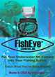 Team Fish, Inc. Introduces the FishEye™ Camera Jig for Underwater Use with All Popular Action-Sport Cameras