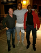 David Gergen, Demaryius Thomas and Jet Stream Roy Green