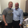 Dr. Steve Wilk and Karl Mecklenburg