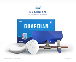 Guardian by Dome Water Leak Prevention System