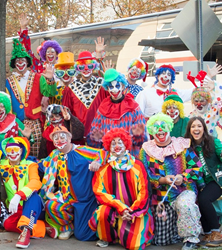 The Atlanta Distinguished Clown Corps