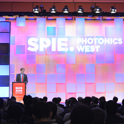 The Saturday evening BiOS Hot Topics session is among popular events at SPIE Photonics West.