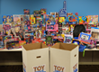Ultimate Medical Academy Toy Drive Spreads Joy to Sick Children and Their Families at Johns Hopkins All Children's Hospital