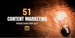 Magnificent Marketing, content marketing, marketing, 2017, marketing predictions, content marketing agency, Austin