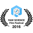 Raw Science Film Festival logo