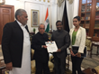 Dr. KA Paul, Global Peace President and Indian President Pranab Kumar Mukherjee Call on World to Celebrate Christmas and Promote Peace for All People and All Faiths