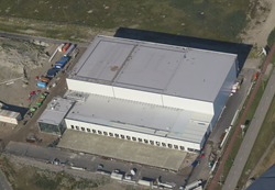 AGRO Merchants Greenfield cold storage facility at the Port of Rotterdam is now fully operational.