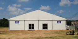 Temporary Fabric Structure