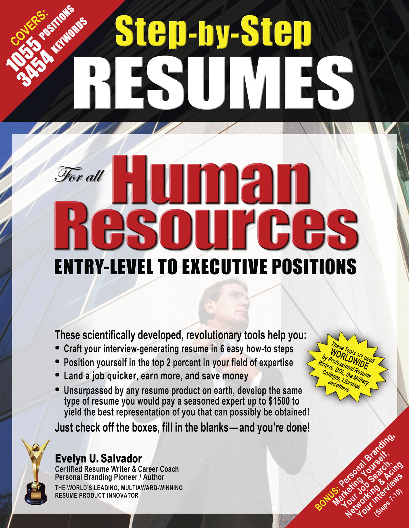 step by step resume guide