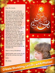 Create Stunning Christmas Letters