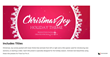Pixel Film Studios - Christmas Joy - Final Cut Pro X Plugin